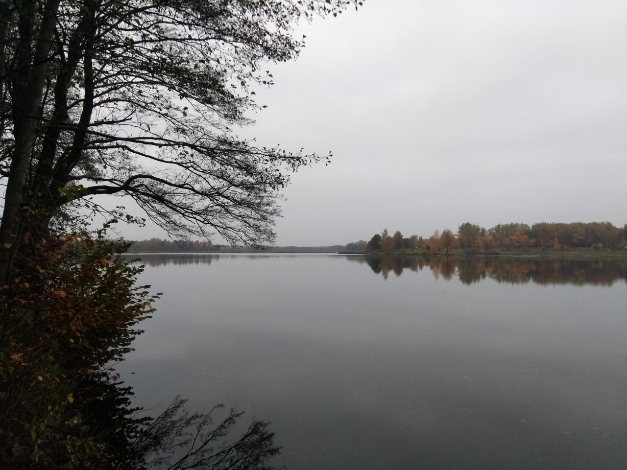 Приемлемая погода для выездов наступает с началом рабочей ... | Отчеты о рыбалке в Беларуси