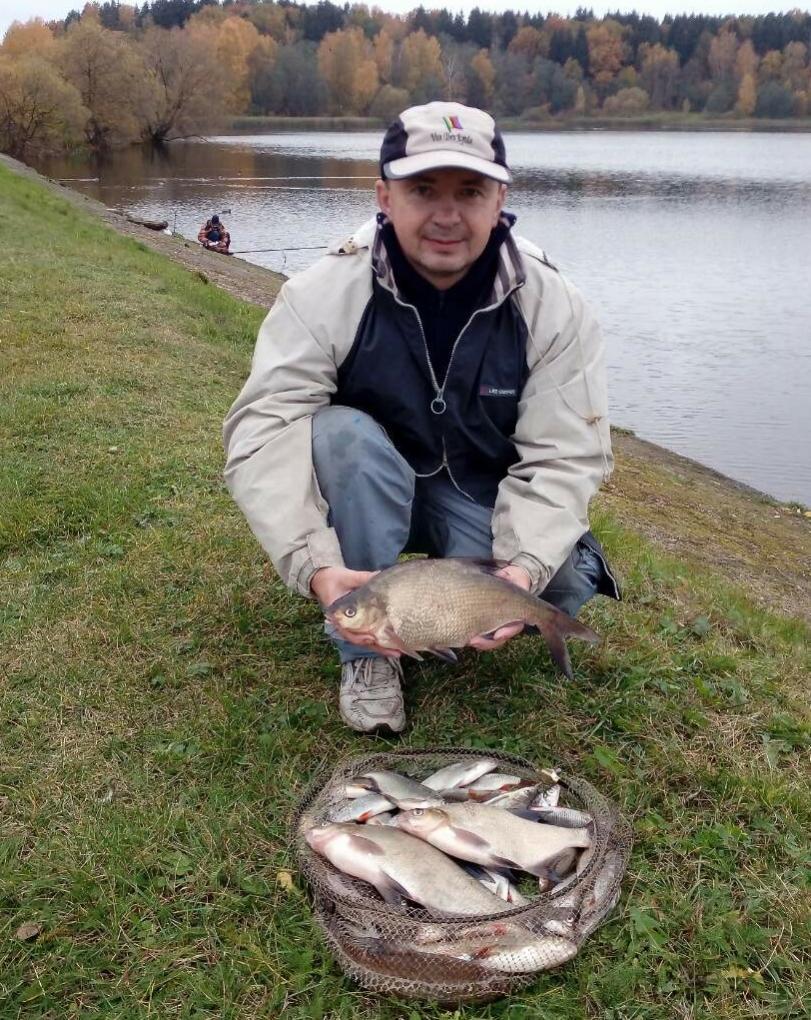 Сегодня на Вяче немного клевало... | Отчеты о рыбалке в Беларуси
