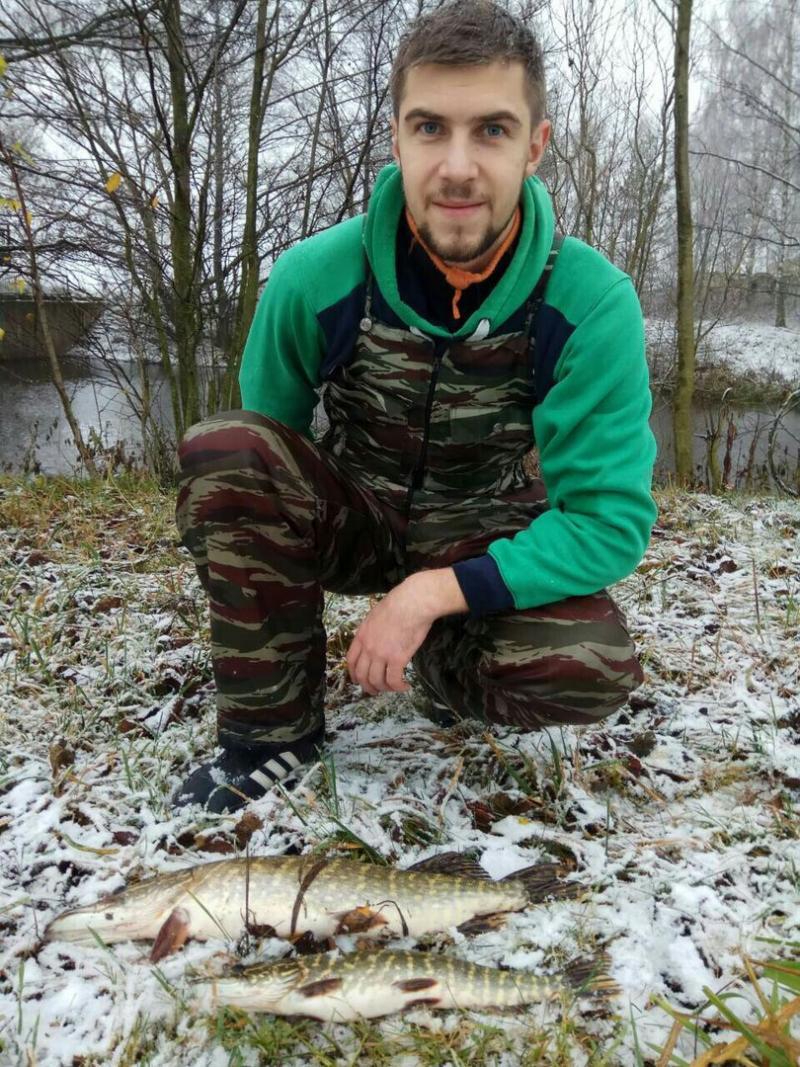 С напарником в понедельник поехали на нашу любимую ... | Отчеты о рыбалке в Беларуси