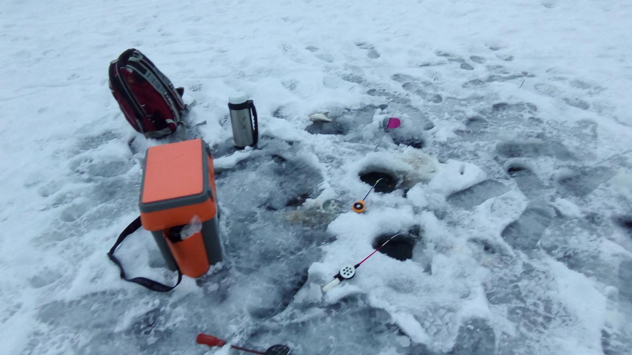Сегодня был недалеко от водосброса.Глубина от 4 до ...   Отчеты о рыбалке в Беларуси