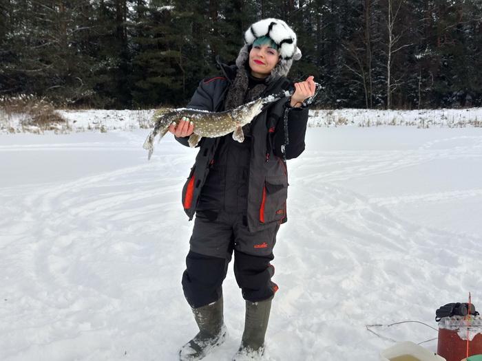 Зимняя рыбалка в Беларуси 2018 - щука на жерлицы в глухозимье (Щарка) I отчеты с рыбалки в Беларуси