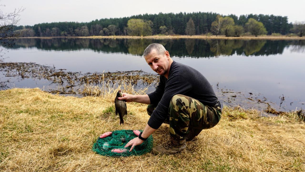Я был 17-го. Людвиново. Как и предполагал народу ... | Отчеты о рыбалке в Беларуси