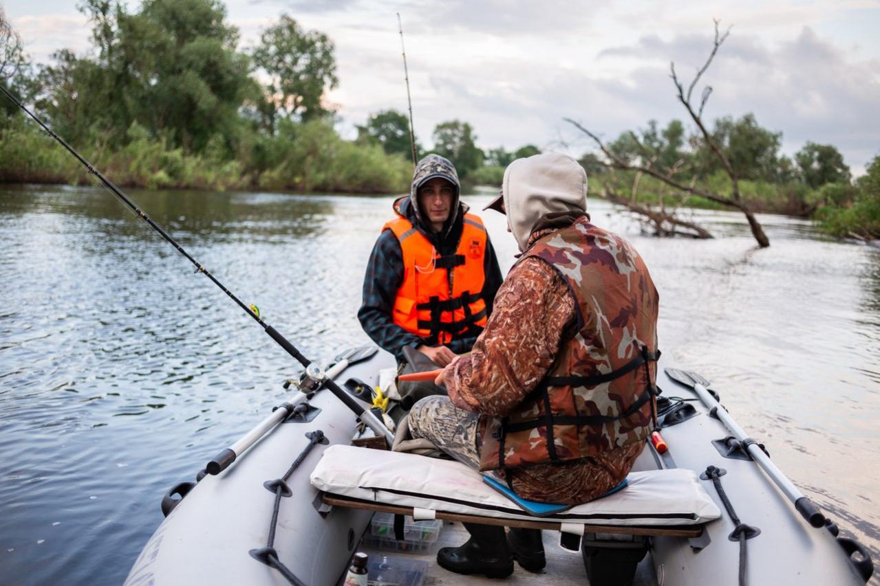 Ещё раз всех с открытием очередного сезона! Место ... | Отчеты о рыбалке в Беларуси
