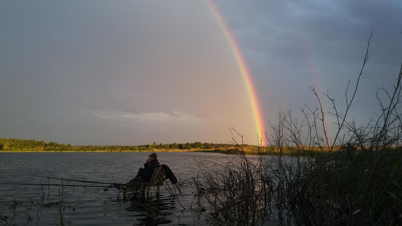 На днях посетил разливы.Давно хотел попытаться половить кормушками,но ... | Отчеты о рыбалке в Беларуси