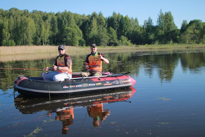 Открытие. Часть I Первый день лета.. | Отчеты о рыбалке в Беларуси
