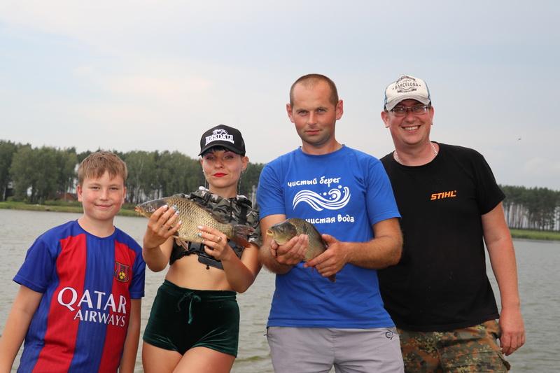 СУП Луговое в Солигорске ... | Отчеты о рыбалке в Беларуси
