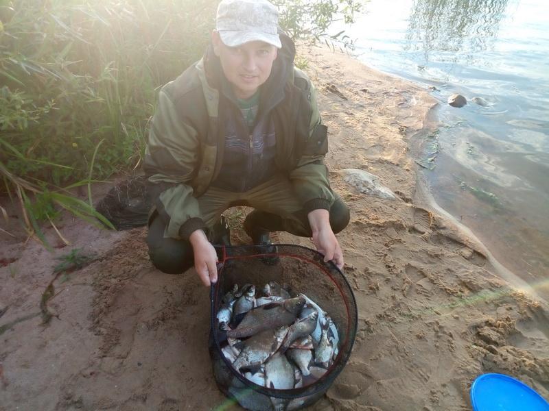 Посетил Вилейское водохранилище ... | Отчеты о рыбалке в Беларуси