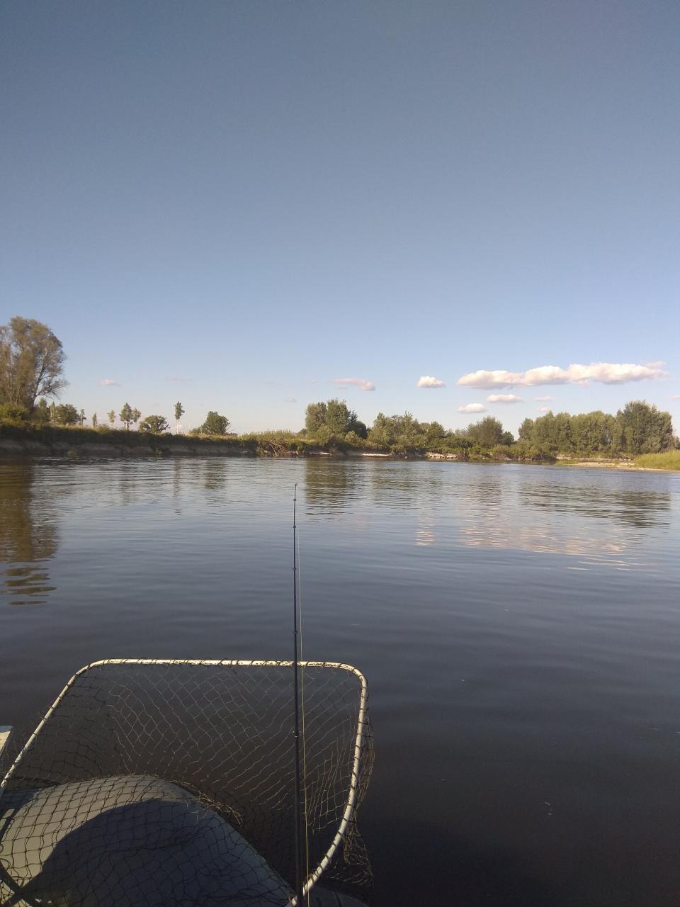 Были со вторника на среду на реке. Я ... | Отчеты о рыбалке в Беларуси
