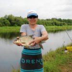 Наконец-то отпуск, всего второй выезд на рыбалку за лето