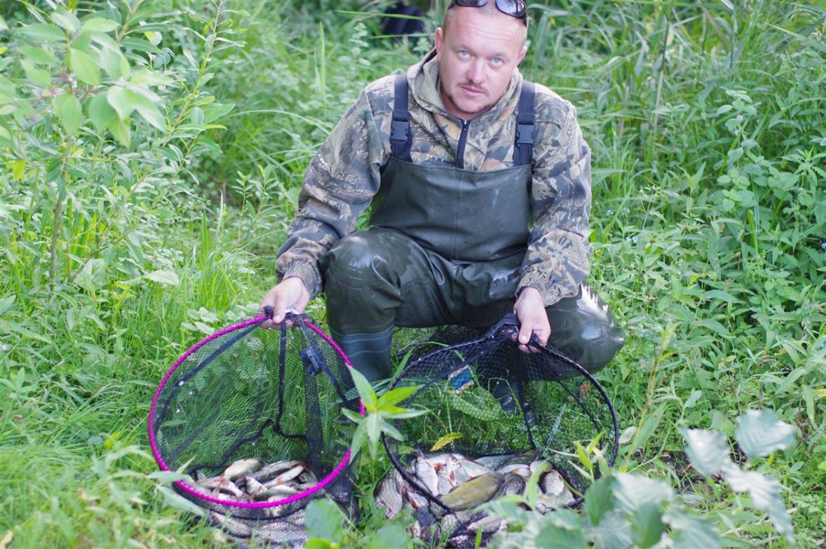 Решил с другом съездить половить на поплавок, на ... | Отчеты о рыбалке в Беларуси