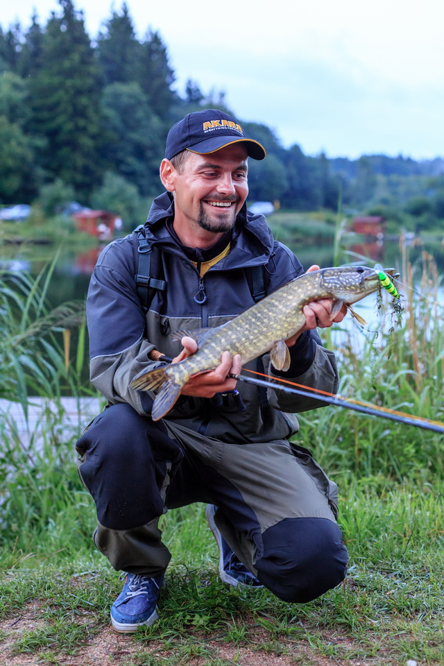 Тот денек запомнился мне особенно ... | Отчеты о рыбалке в Беларуси