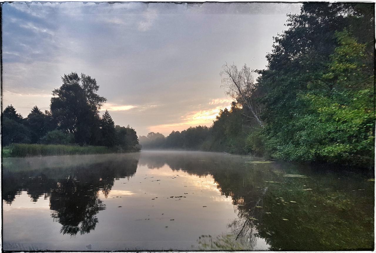 Нижние Жары.Водица ещё чуть припала.По реке гонит чилим ... | Отчеты о рыбалке в Беларуси