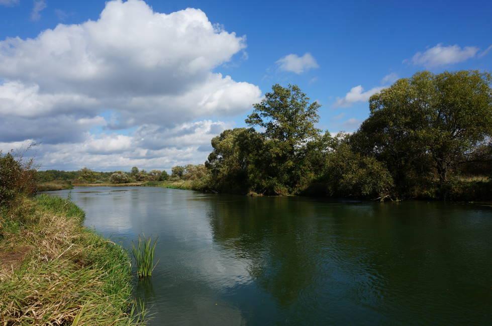 В воскресенье снова навестил любимую реку. На место ... | Отчеты о рыбалке в Беларуси