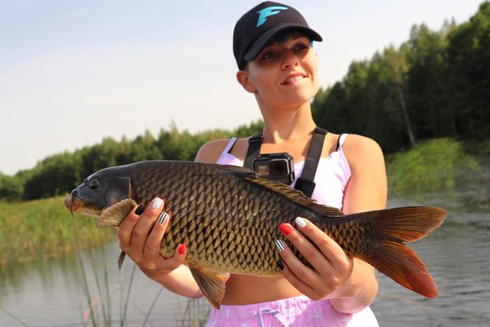 За карпом в Заборье - простая рыбалка в Беларуси... | Отчеты о рыбалке в Беларуси