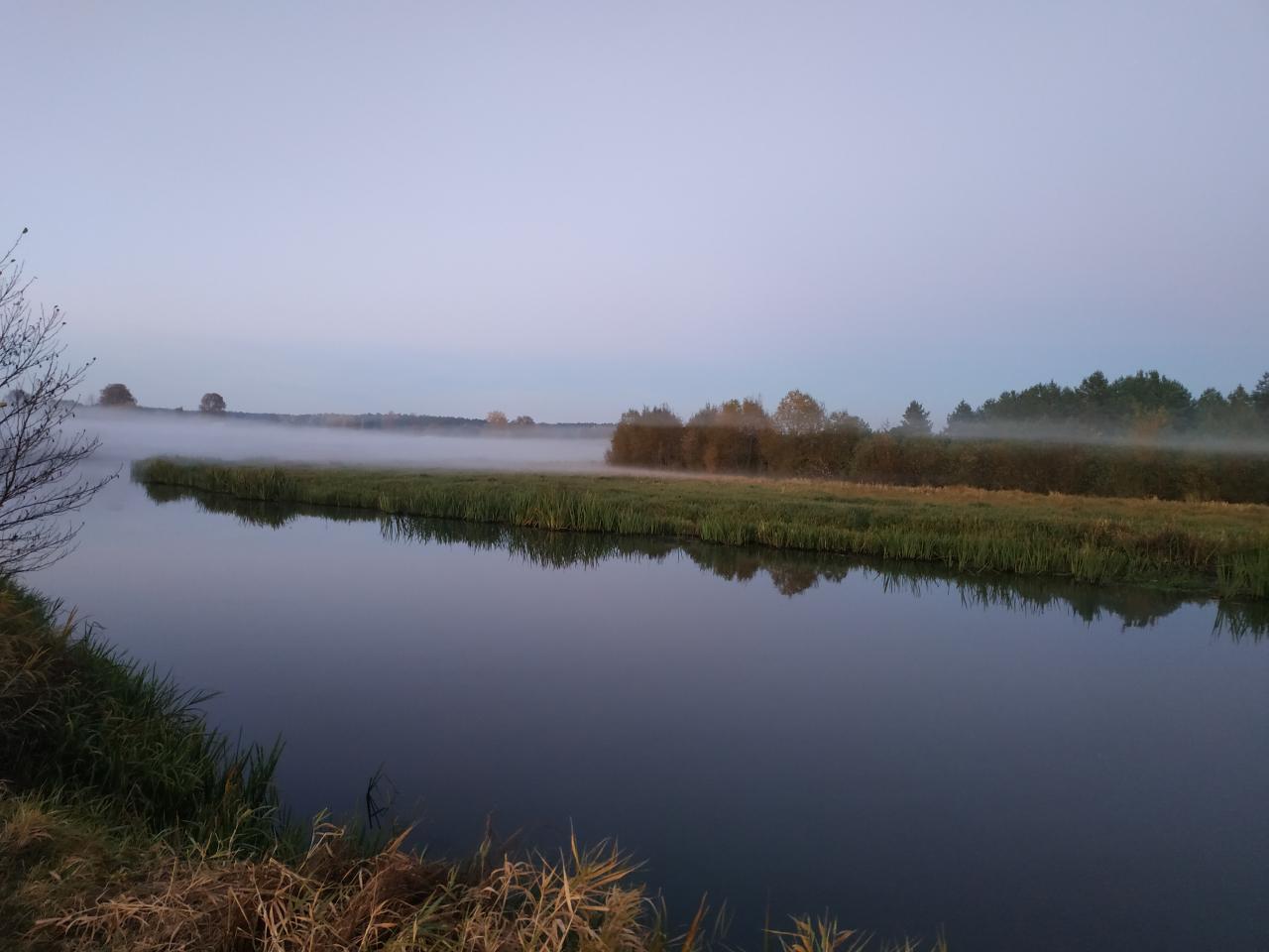 Это была не рыбалка, хоть и рыбу половил ... | Отчеты о рыбалке в Беларуси