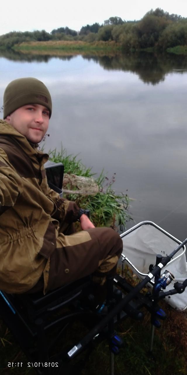 Вчера, пользуясь отпуском, решил невзирая на капризы погоды ...   Отчеты о рыбалке в Беларуси