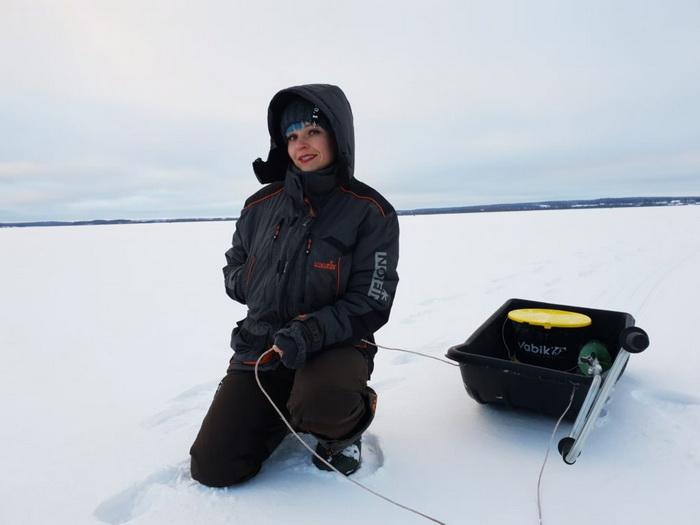 Зимняя рыбалка в палатке. Пурга на Минском море. Тест эхолота (18/01/2019) ...   Отчеты о рыбалке в Беларуси
