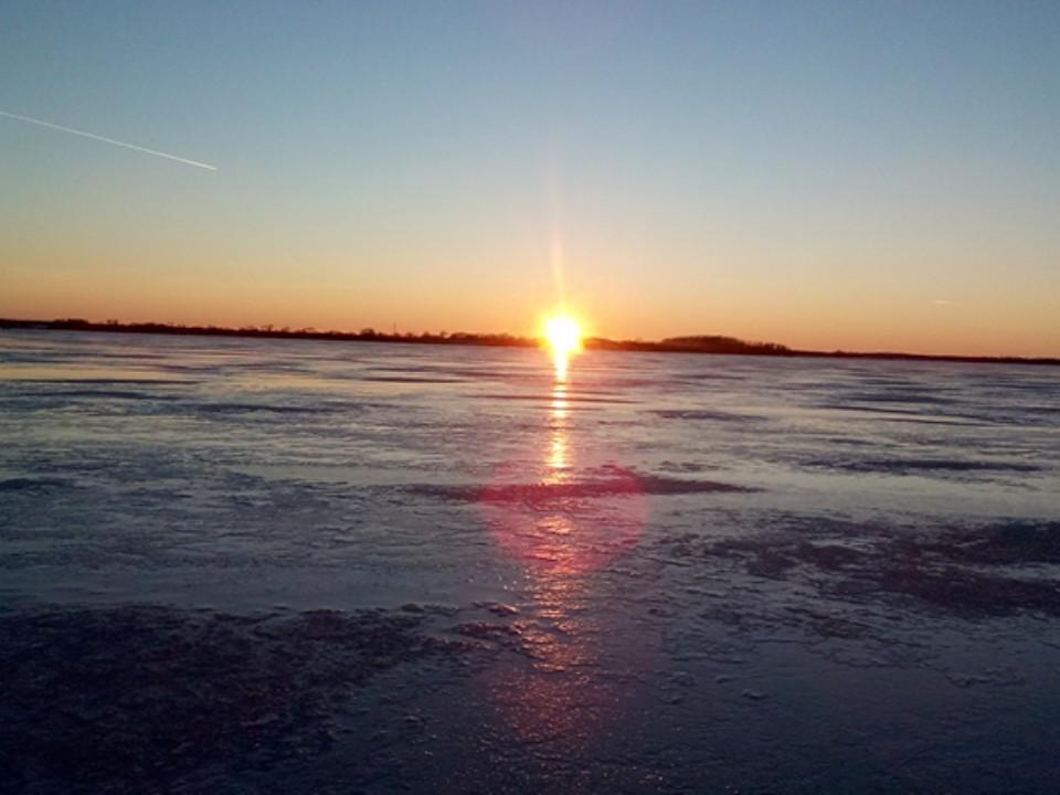 16 февраля 2019 г.( суббота)Местечко :...Я даже и ... | Отчеты о рыбалке в Беларуси