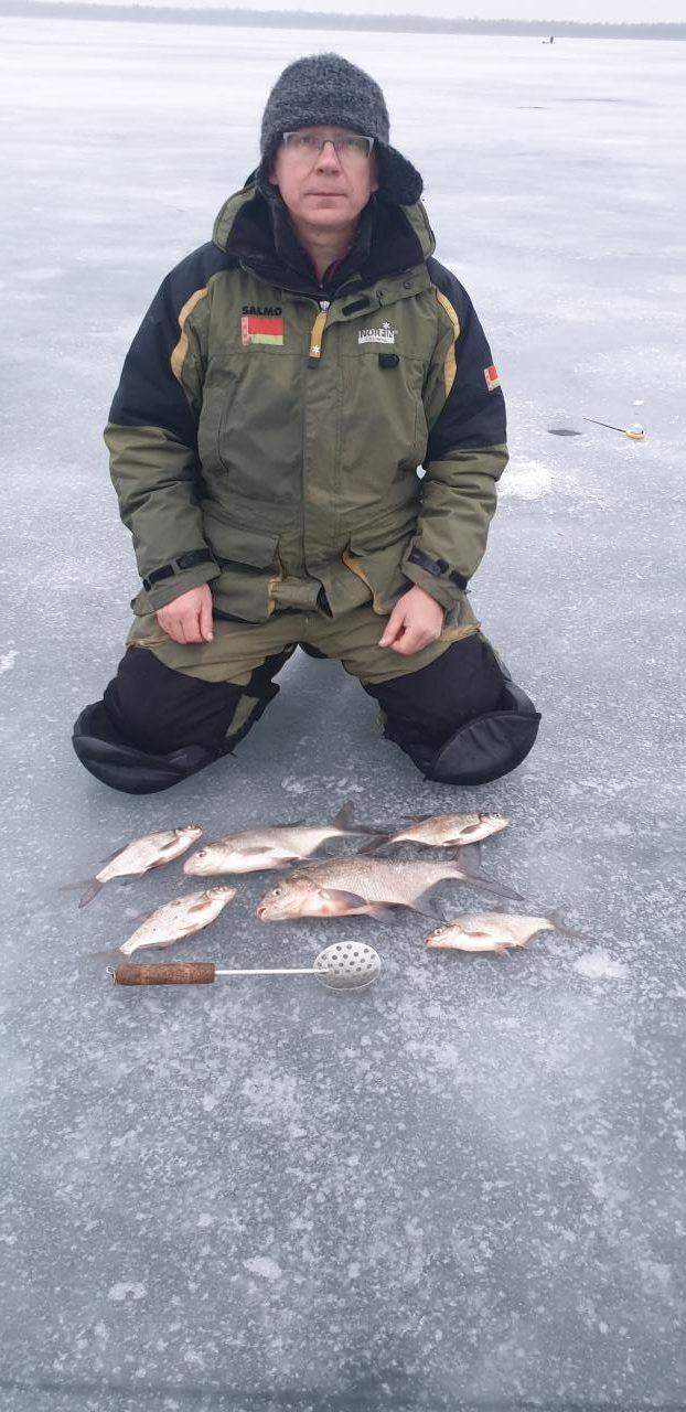 Давно не был на этом водоеме ... | Отчеты о рыбалке в Беларуси