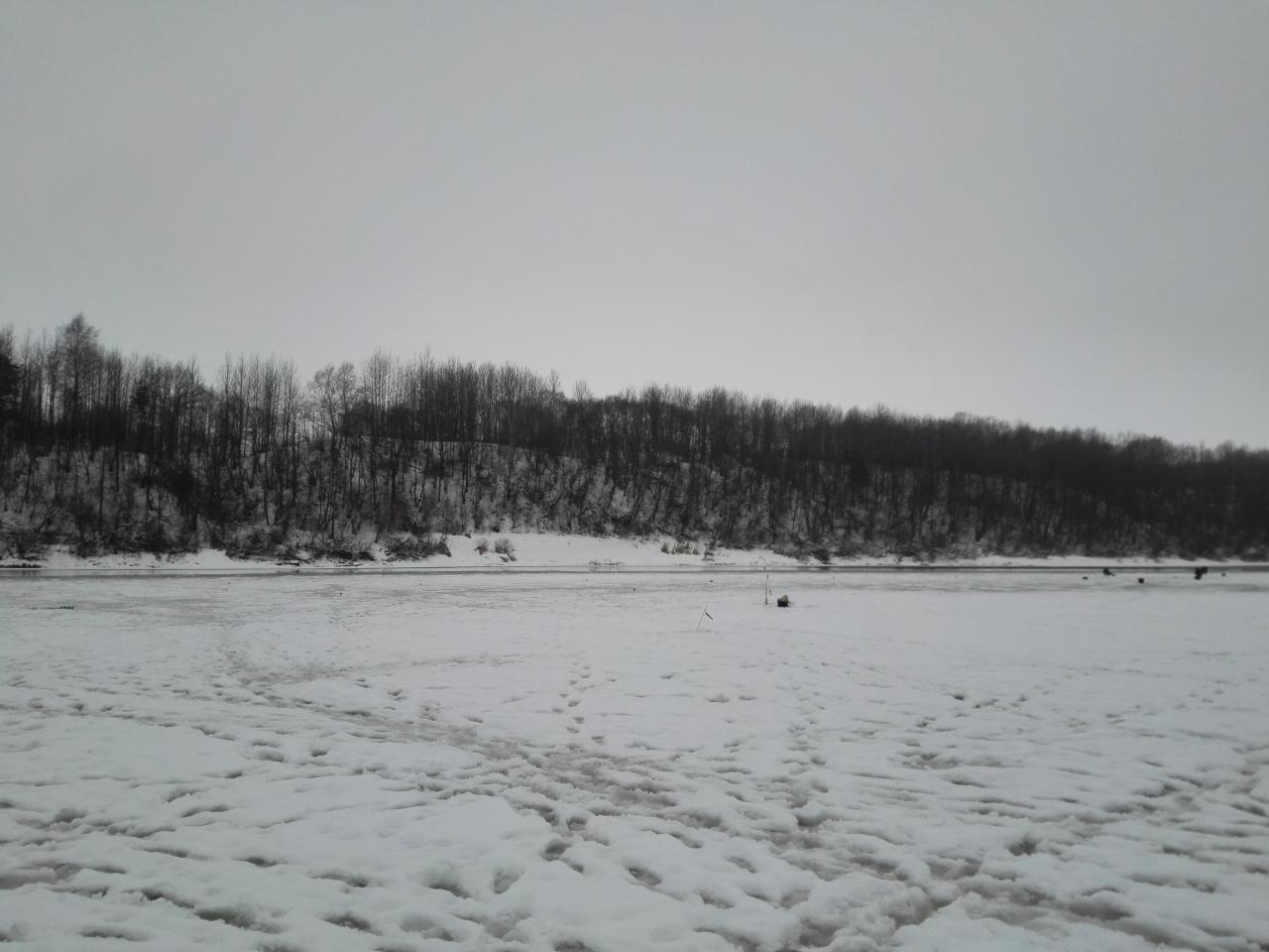 Сегодня, можно так сказать, состоялась моя дебютная рыбалка ... | Отчеты о рыбалке в Беларуси