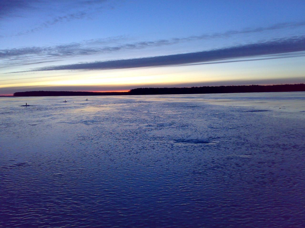Вчера почти пролетел в районе Матчиц. С рассвета ...   Отчеты о рыбалке в Беларуси