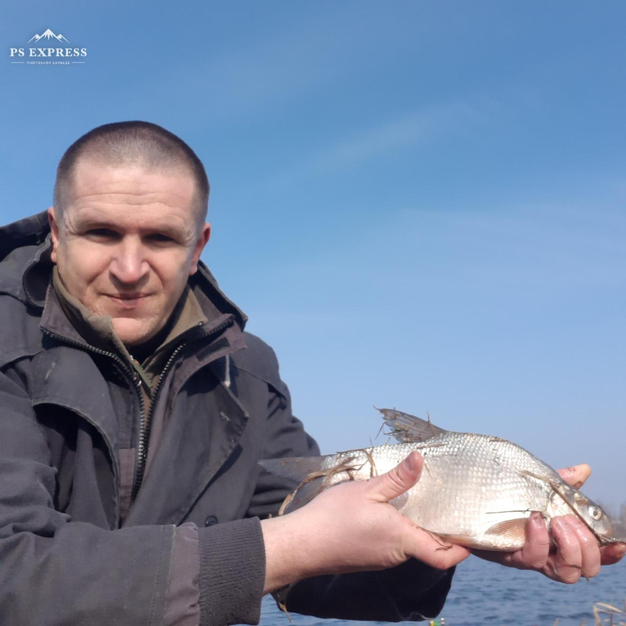 Первая в этом году рыбалка на Чижовском. Погода ... | Отчеты о рыбалке в Беларуси