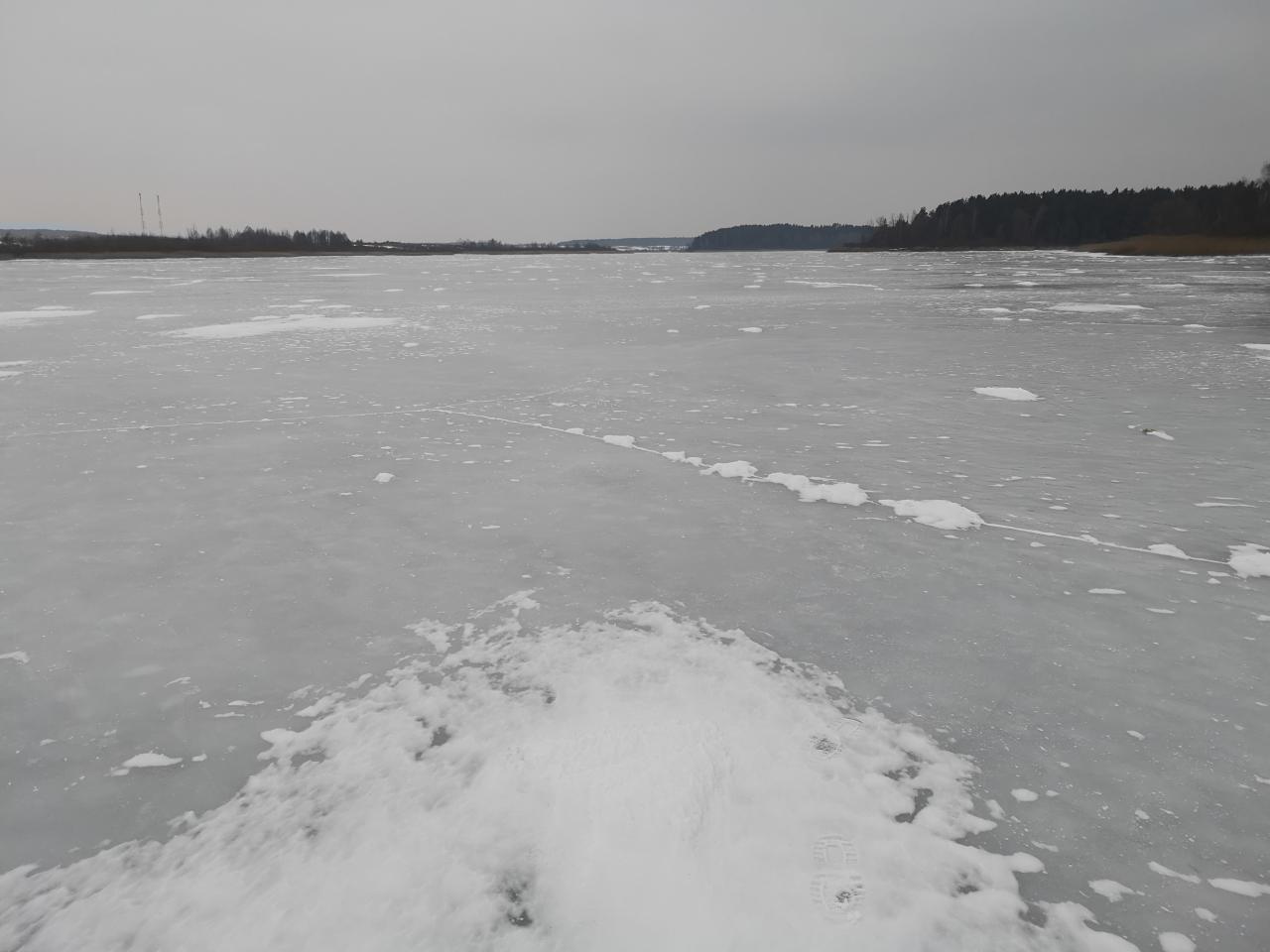 Решил освежить ветку, а то народ ловит, а ... | Отчеты о рыбалке в Беларуси