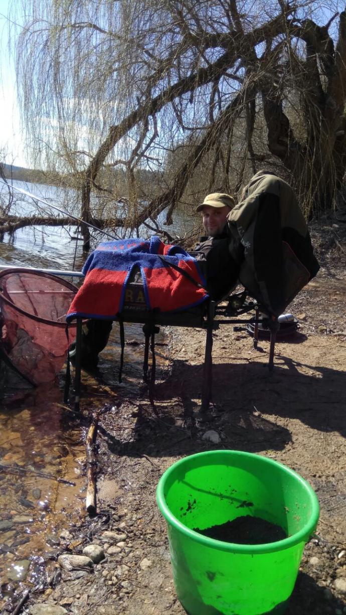 Решили в воскресенье с другом рвануть на дубровское ... | Отчеты о рыбалке в Беларуси