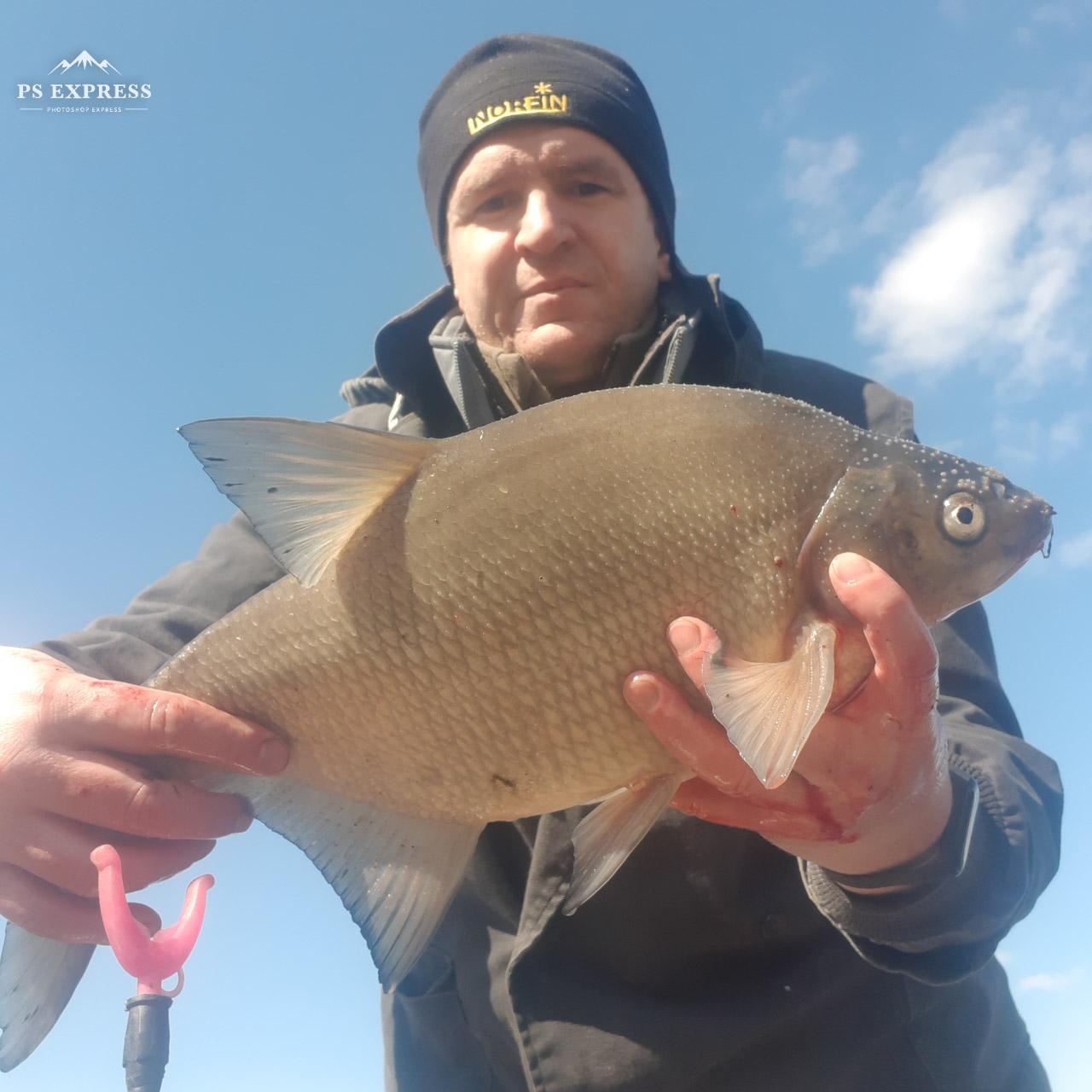 Сегодня попал на раздачу. Приехал в 6-00, холод ... | Отчеты о рыбалке в Беларуси