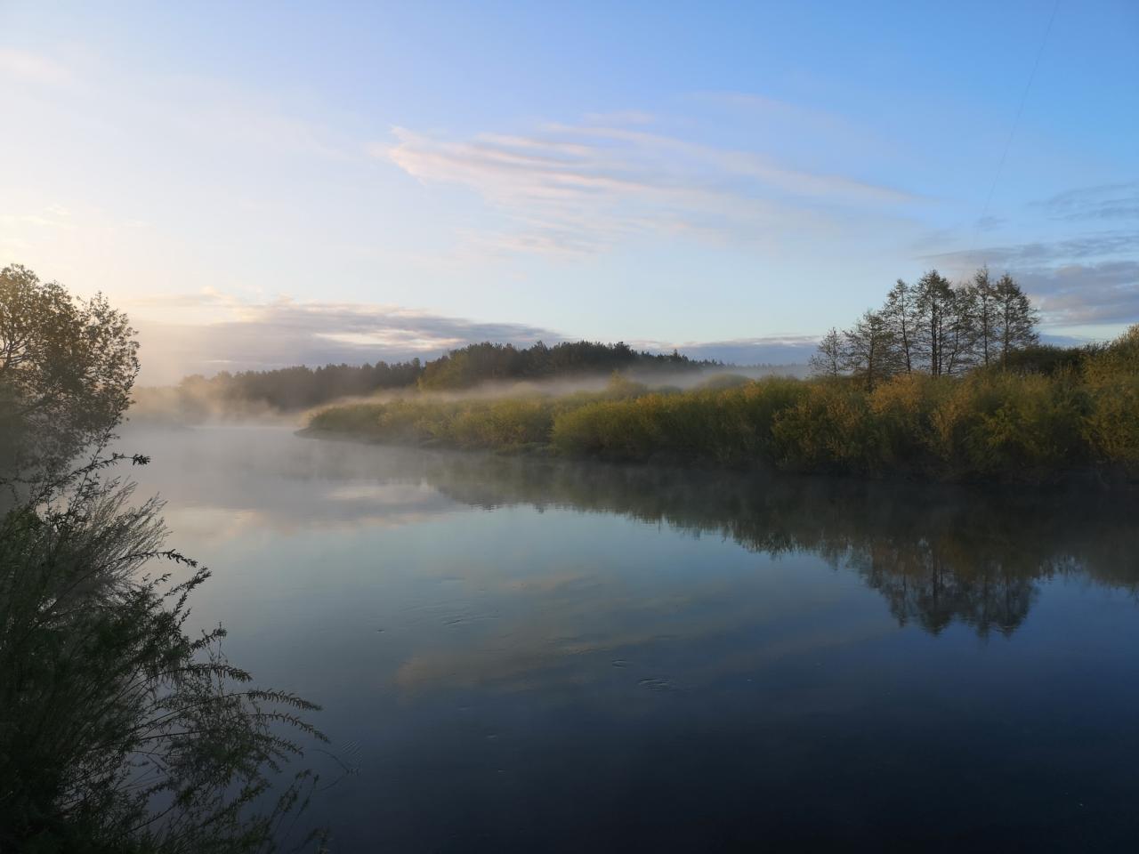 Рыбалка на 6-9 мая у меня была запланирована ... | Отчеты о рыбалке в Беларуси