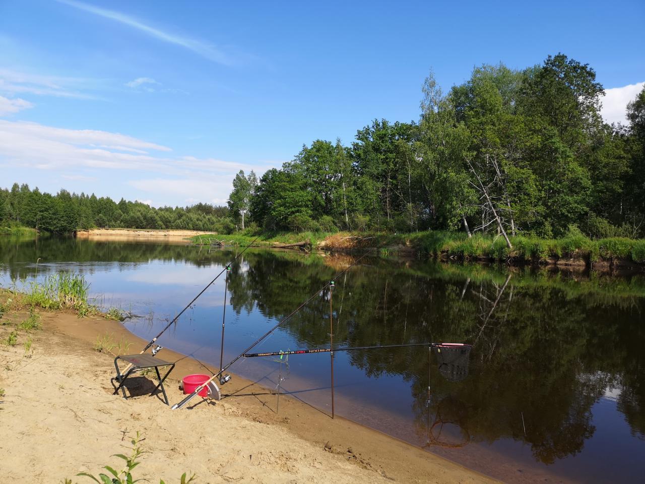 Оказывается непростая творческая задача написать отчет про рыбалку ...   Отчеты о рыбалке в Беларуси