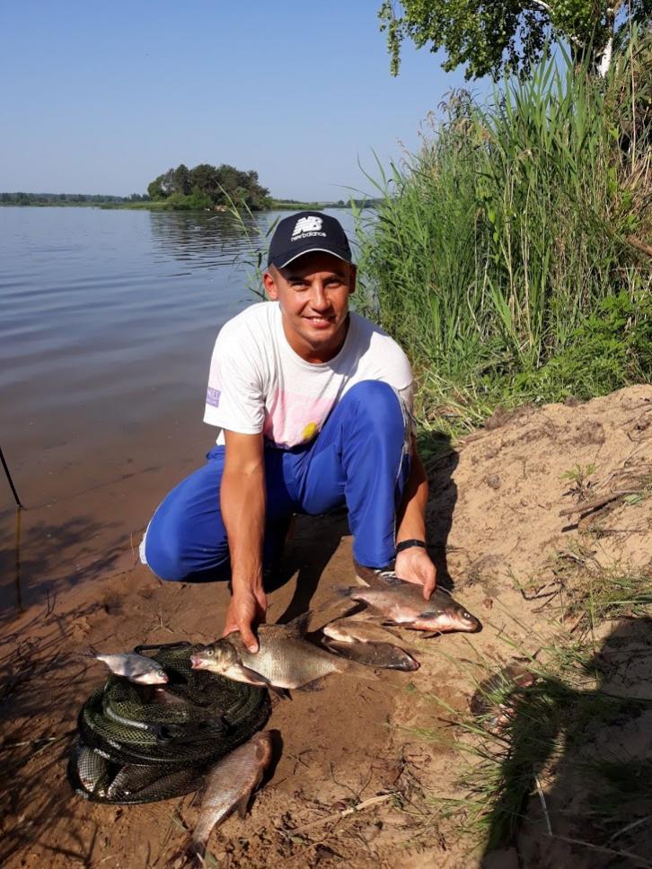 Первая ночная вылазка на фидерную рыбалку в этом ... | Отчеты о рыбалке в Беларуси