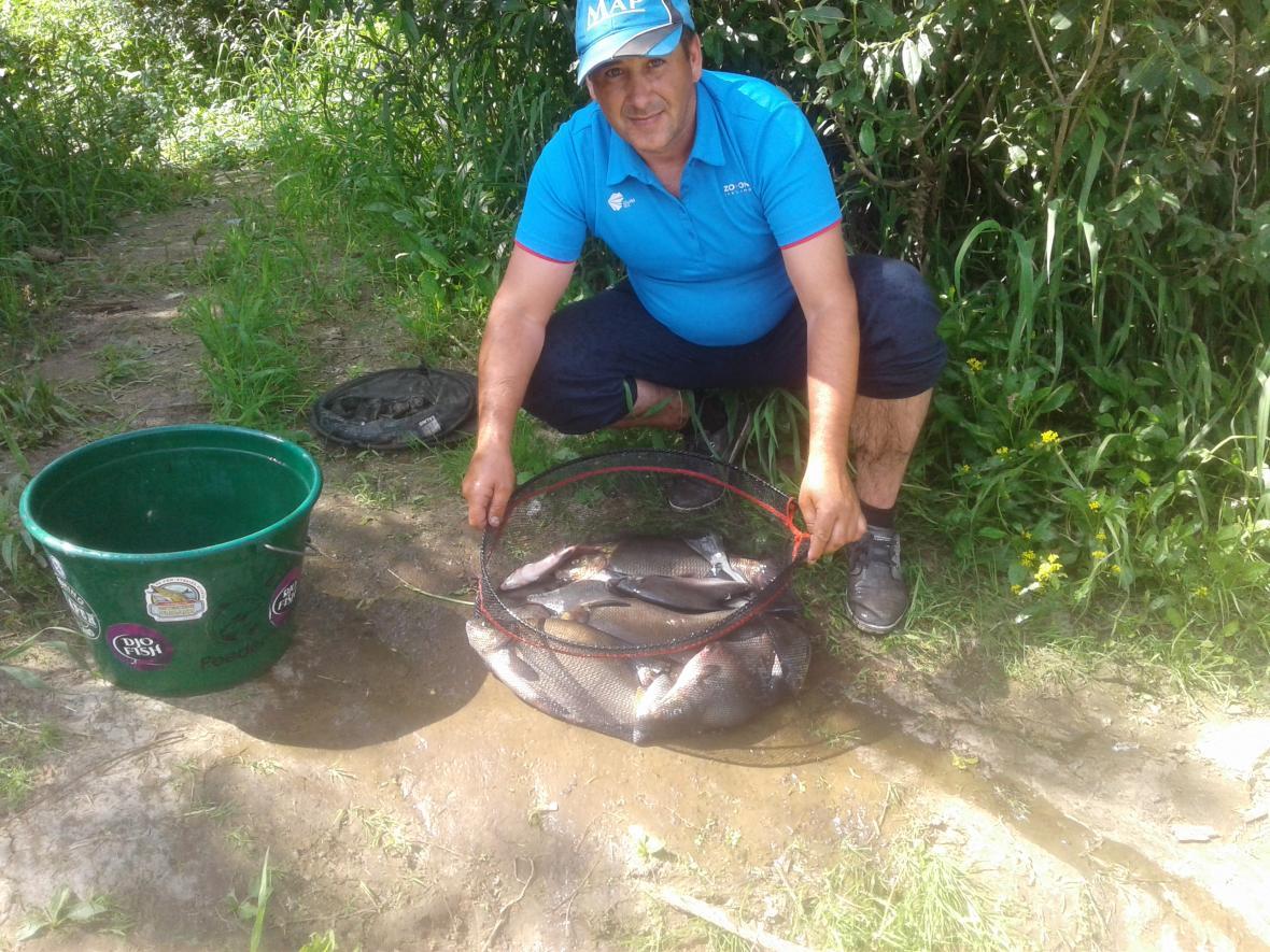 После вчерашней скоротечной бонусной рыбалки,решил утром рвануть на ... | Отчеты о рыбалке в Беларуси