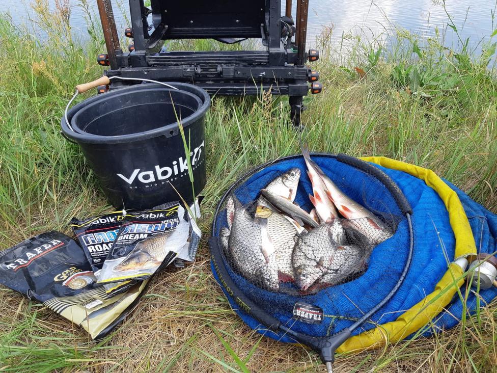 В тему клёва на Березине. Два выезда на ... | Отчеты о рыбалке в Беларуси