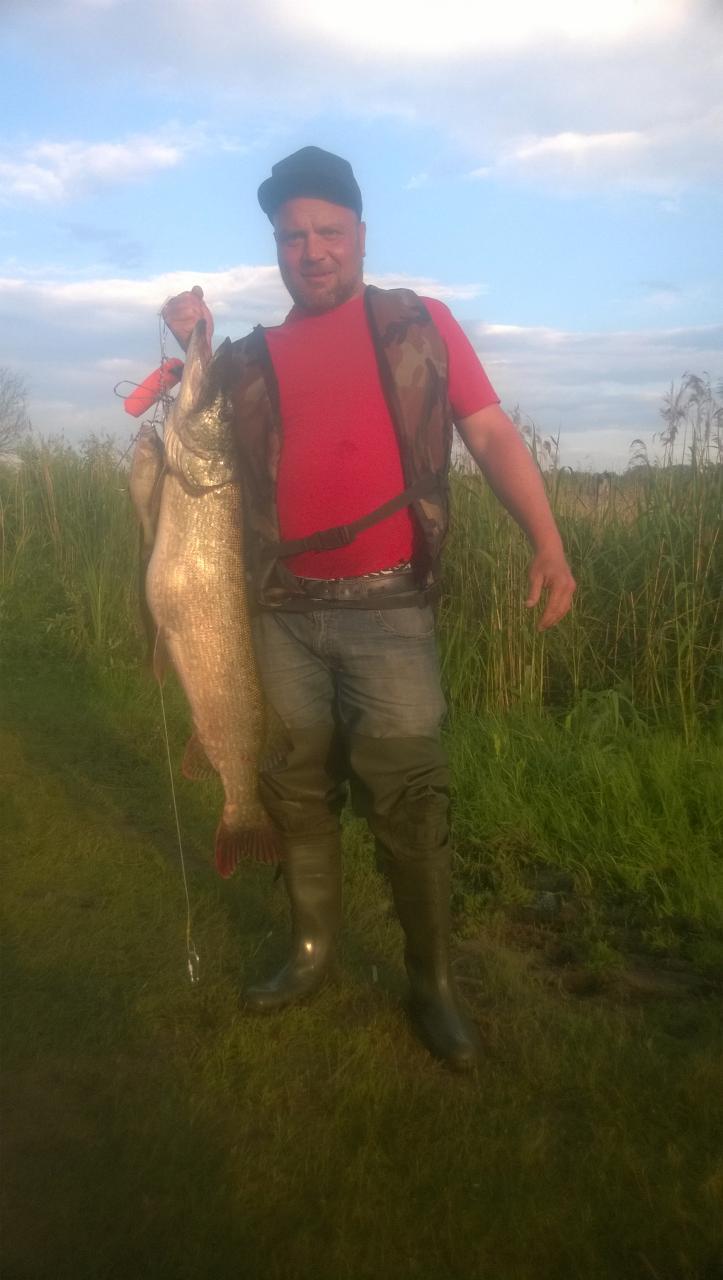 В воскресенье получилось порыбачить на Сочивках, укрупнился бонусом ... | Отчеты о рыбалке в Беларуси