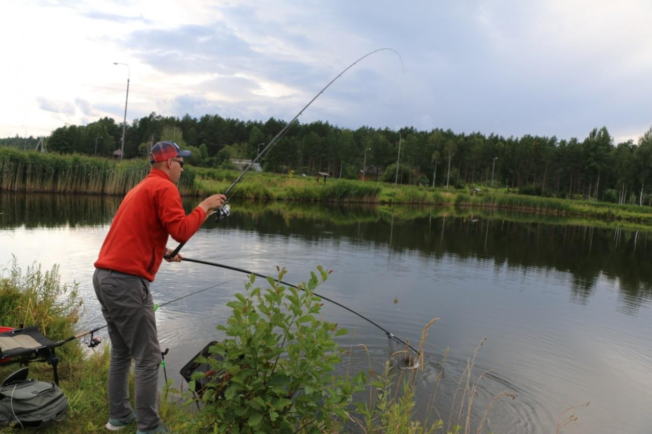 На днях Алексей Воличенко пригласил меня порыбачить на ... | Отчеты о рыбалке в Беларуси