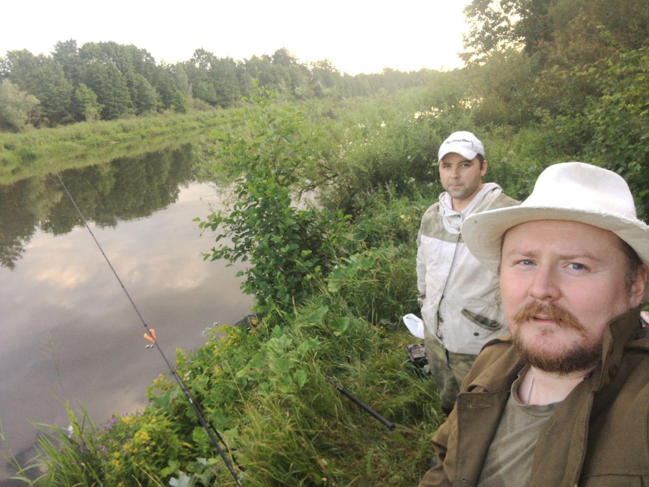 Суровый семейный быт напрочь обломал глобальную рыбалку выходного ...   Отчеты о рыбалке в Беларуси