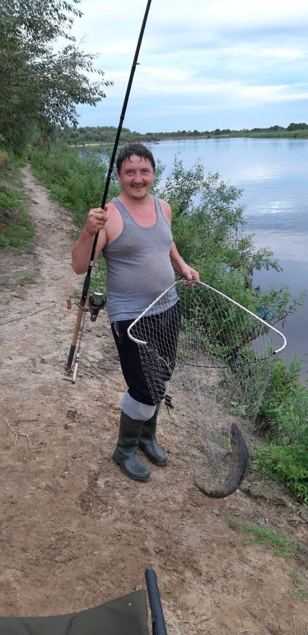 Запоздалый отчет . Был в районе Беланович 15.08-18.08 ... | Отчеты о рыбалке в Беларуси