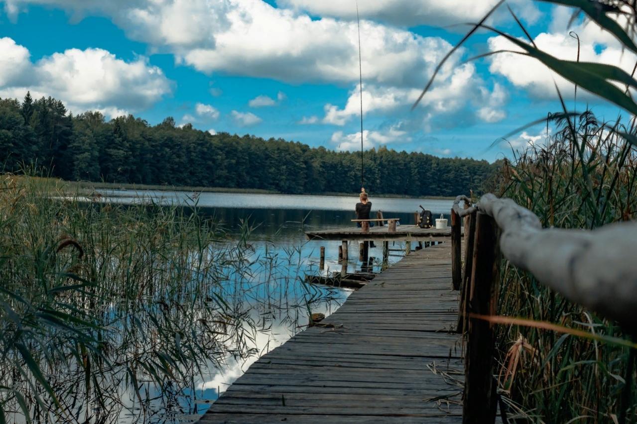 Был проездом через Сарочанские озера и решил заскочить ... | Отчеты о рыбалке в Беларуси