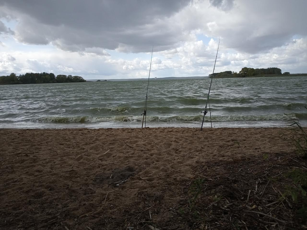 Пятый пляж. С позднего вечера пятницы 13-го и ... | Отчеты о рыбалке в Беларуси
