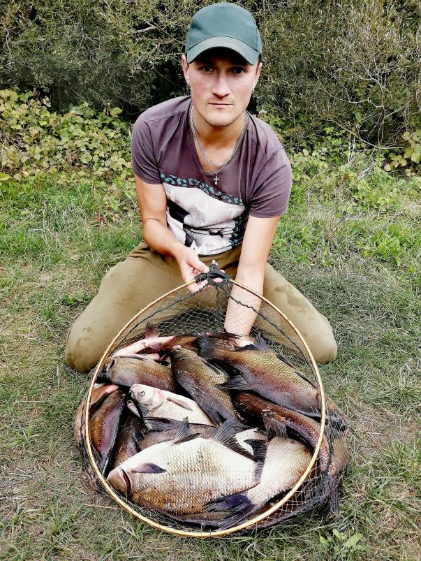 В дополнение к григорию могу сказать одно... Неман ...   Отчеты о рыбалке в Беларуси