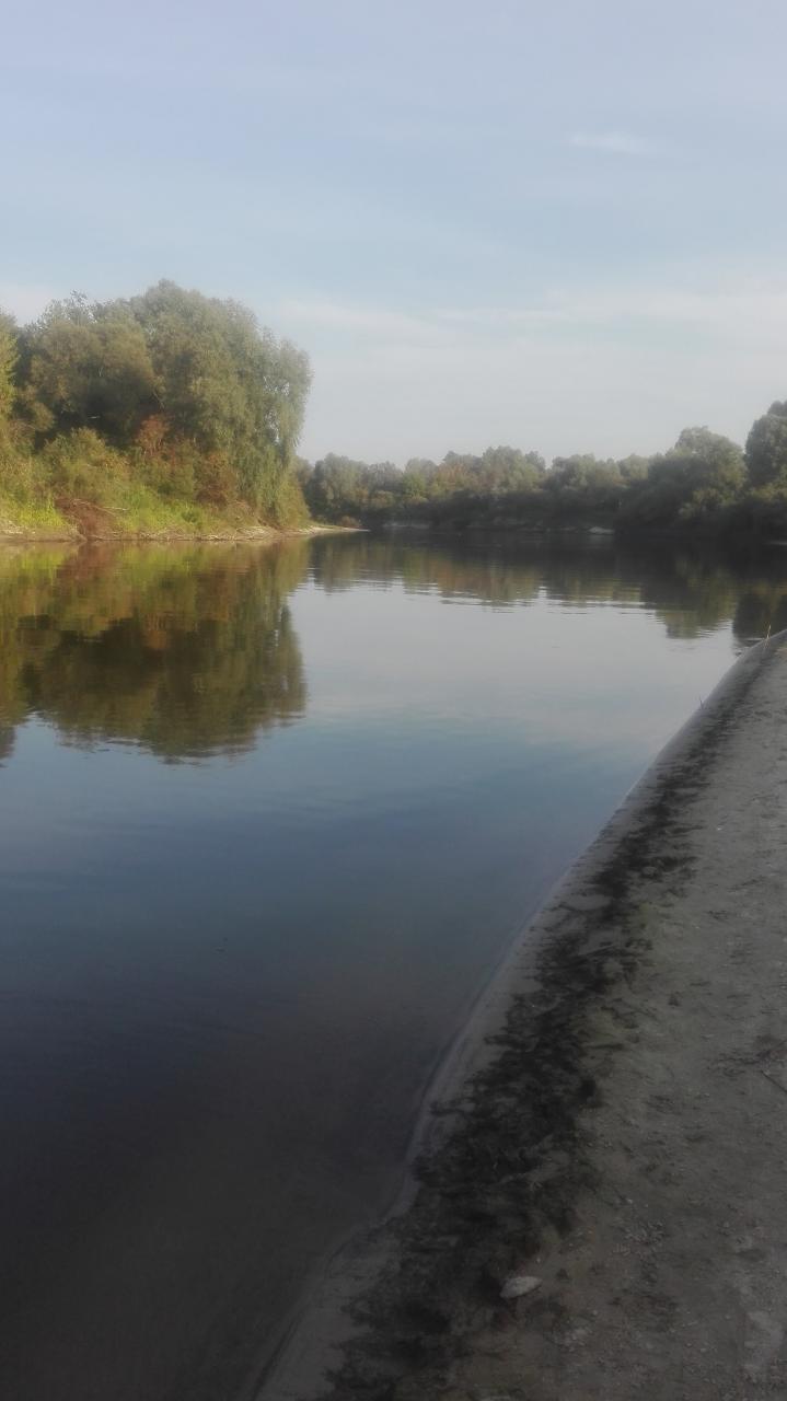 Вот я и на Горыни! Где тов районе ... | Отчеты о рыбалке в Беларуси