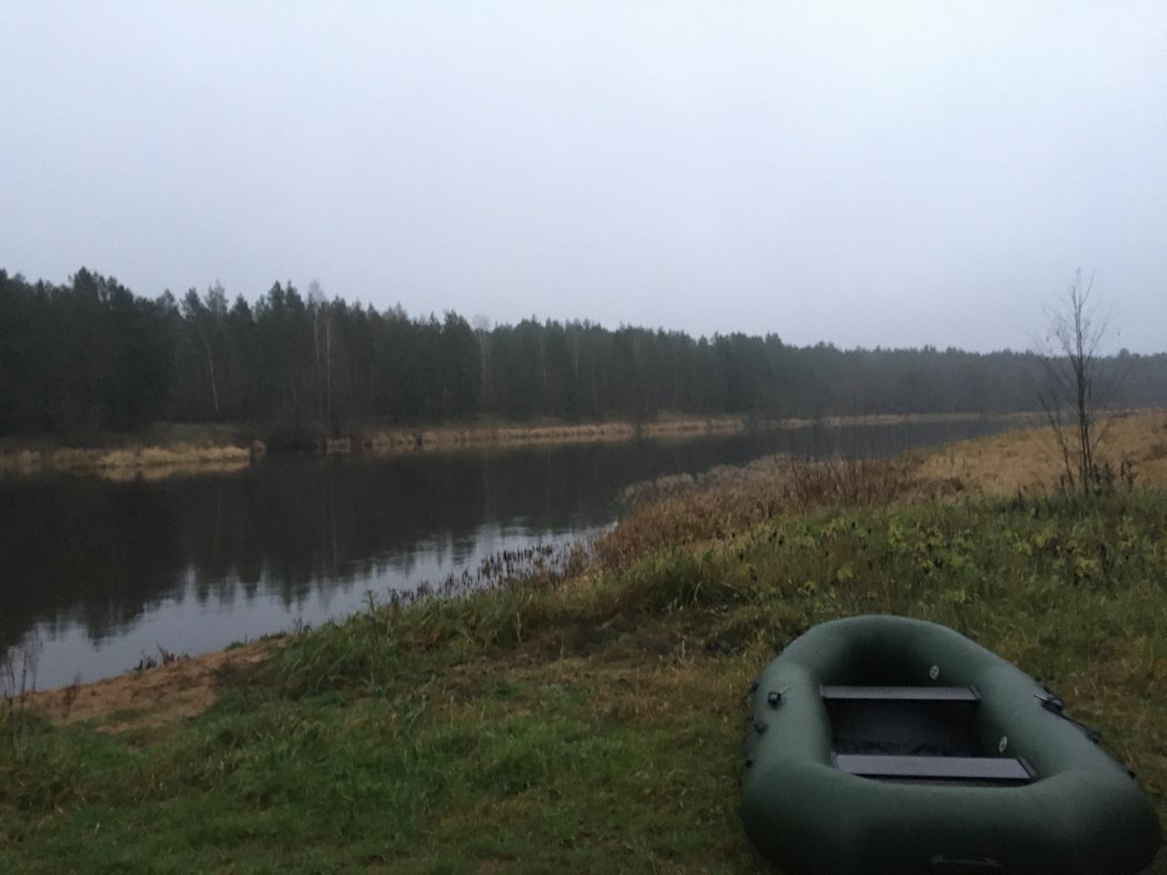 Неужели на Вилии никто не рыбачит?..А я вот ... | Отчеты о рыбалке в Беларуси