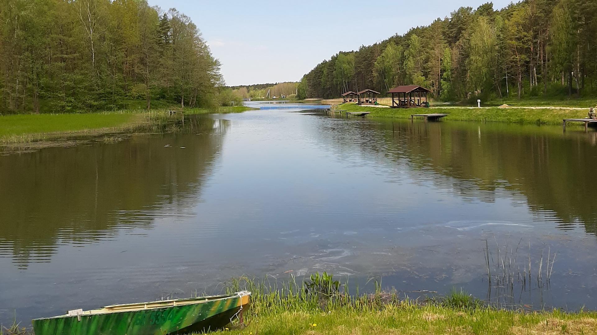 Бермуды - уютныйВчера посетил платник Бермуды. 50 км ... | Отчеты о рыбалке в Беларуси