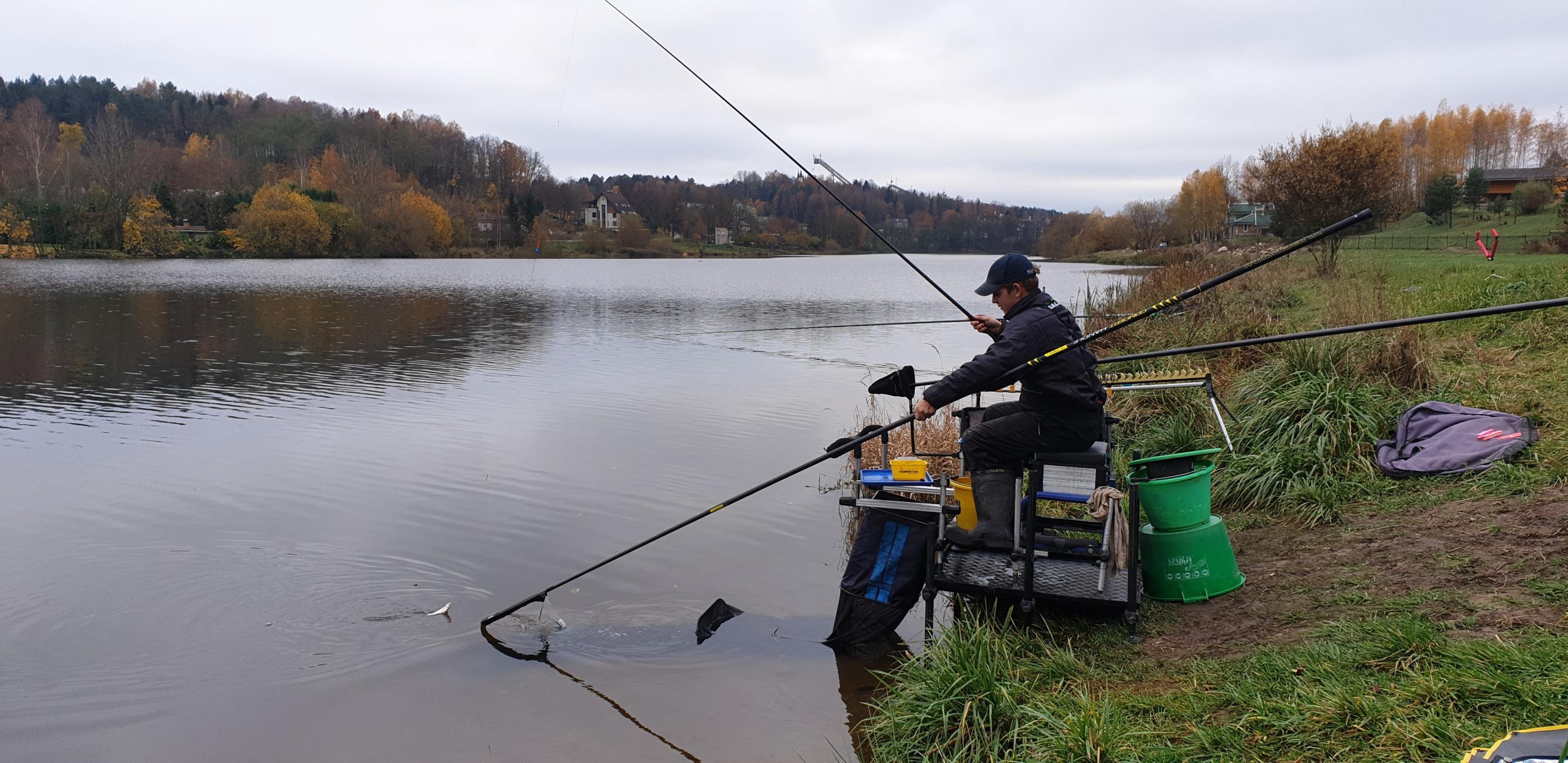 Сегодня и я посетил этот благословенный уголок (Малые ... | Отчеты о рыбалке в Беларуси