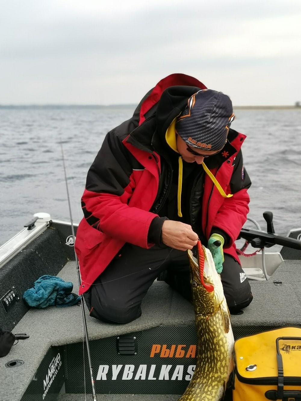 Как правило, большинство из рыболовов для ловли щуки ... | Отчеты о рыбалке в Беларуси