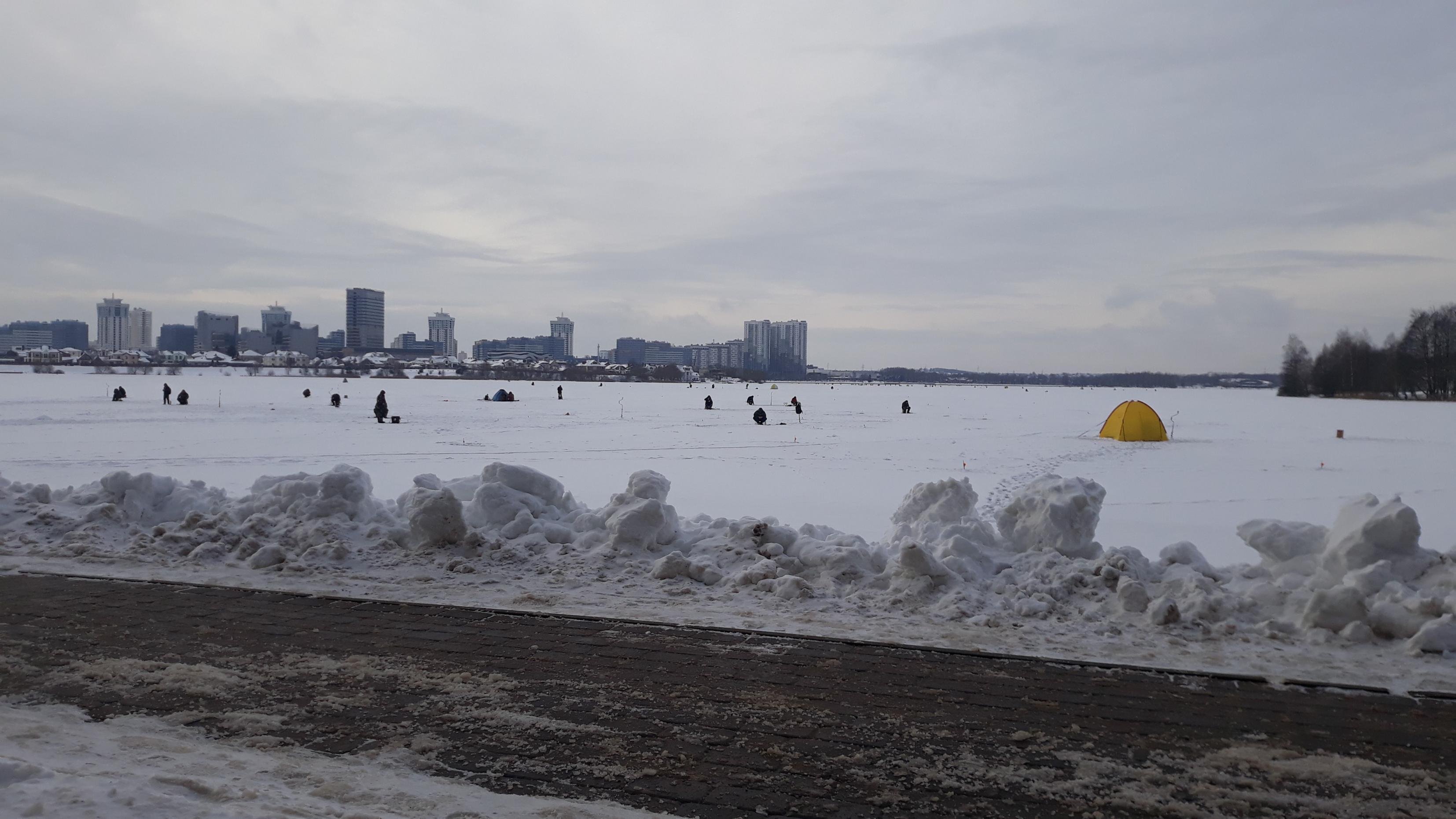 Были сегодня недалеко от слива,хороший денек рыбка поклевывала ... | Отчеты о рыбалке в Беларуси