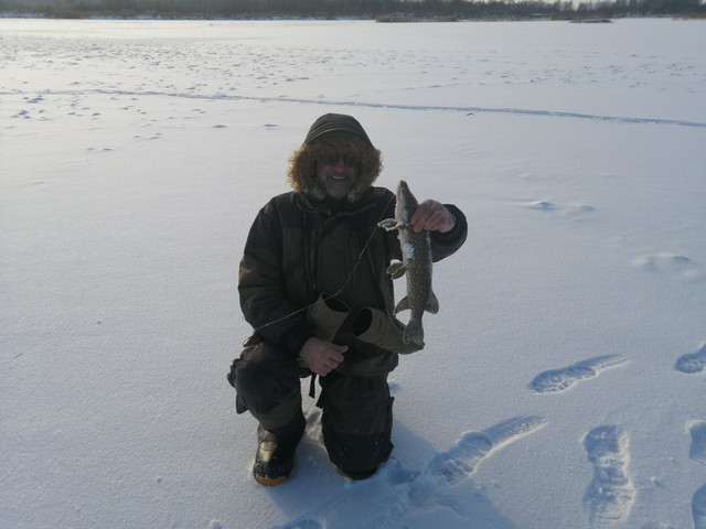 Один выходной. Поэтому с напарником решили проверить Сергеевские ... | Отчеты о рыбалке в Беларуси