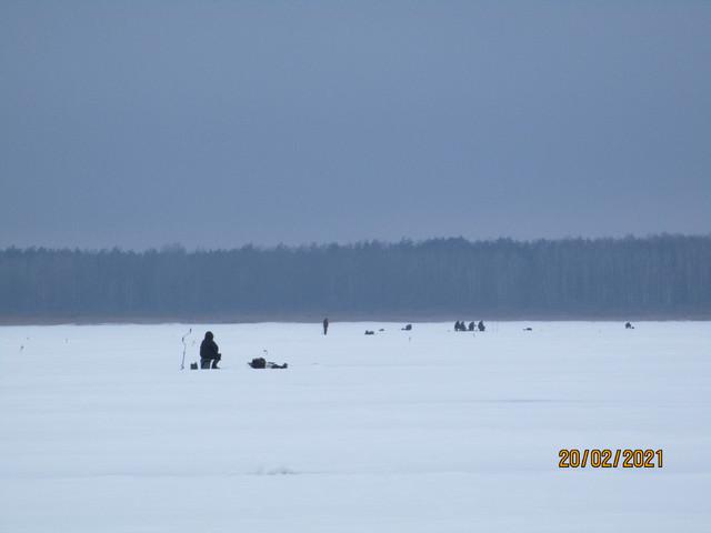 Вчера, экипажем, состоявшим из четырёх любителей ставочной ловли ...   Отчеты о рыбалке в Беларуси
