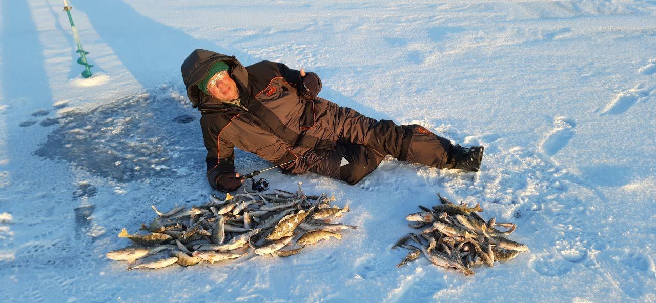 Выбрались на выходные. Высокое давление и ясная погода ... | Отчеты о рыбалке в Беларуси